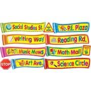 All the Places We'll Go! Mini Bulletin Board, English