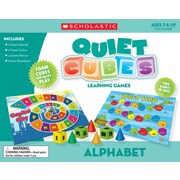 Alphabet Quiet Cubes Learning Games, English