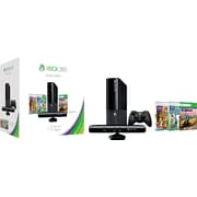 Xbox 360 250GB with Kinect Action Bundle