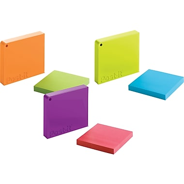 Post-it® Flat Note Holder Assorted Colors
