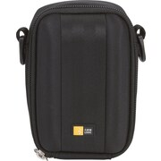 Case Logic QPB-202 EVA Molded Flash Camcorder or Medium Zoom Camera Case - Black