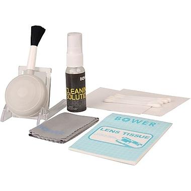 Bower – Trousse d'entretien pour appareil photo, 6 pièces, blanc