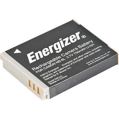 ENERGIZER - Pile au li-ion rechargeable pour Canon NB-6L, noir