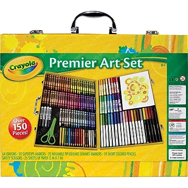 Crayola Premier Art Set