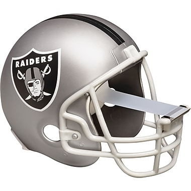 Scotch® Oakland Raiders Helmet Tape Dispenser with Scotch®Magic™ Tape