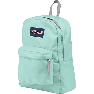 Jansport SuperBreak Solid, Aqua Dash