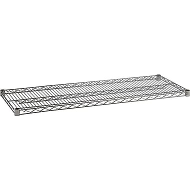 Staples® Wire Shelving Extra Shelves, 48