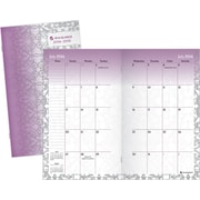 AT-A-GLANCE® Venice 2-Year Pocket Planner, 3 5/8 X 6 1/16, 2014-2016
