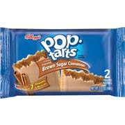 Kellogg's® Pop-Tarts®, Frosted Brown Sugar Cinnamon, 3.52 oz. Packs, 6 Packs/Box