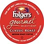 Folgers Gourmet Selections® K-Cup® Classic Roast Coffee,