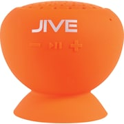 Digital Treasures Lyrix JIVE Bluetooth Water Resistant Speaker, Orange