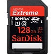 SanDisk 128GB Extreme SD (SDXC UHS-I ) Card Class 10 Flash Memory Card