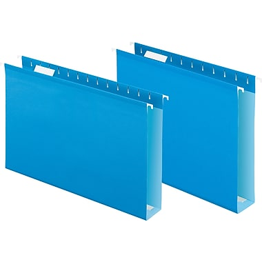 Pendaflex® Extra Capacity Reinforced Hanging Folders, 2