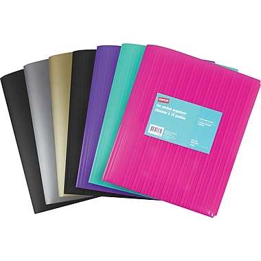 Staples® 10 Pocket Organizer