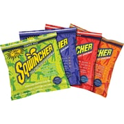 Sqwincher Electrolyte Drink Mix, Assorted Flavors, Powder Concentrate 2.5 Gallon Yield