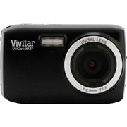 ViviCam X137 12.1 MP Digital Camera, Black