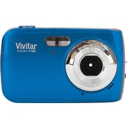 ViviCam 7122 7.1 MP Digital Camera, Blue