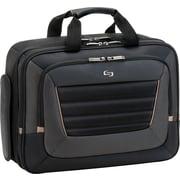 Solo Pro Laptop Briefcase, Black (PRO340-4)