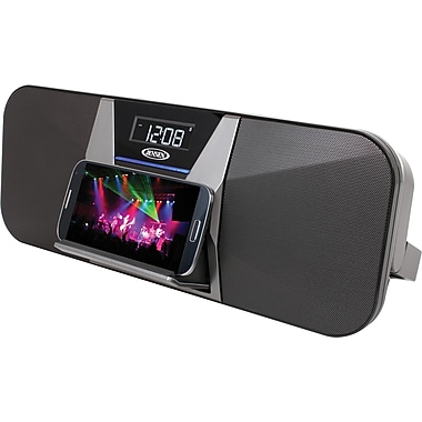 Jensen Portable Bluetooth Speaker/FM Receiver JBD-400