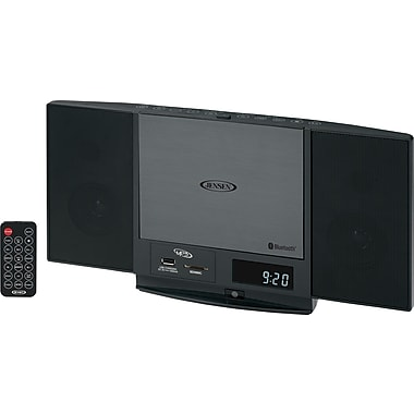 Jensen Wall Mountable Bluetooth Music System