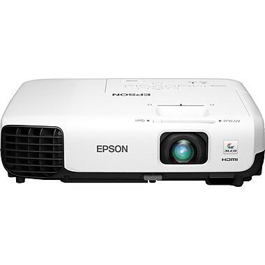 Epson VS230 SVGA 3LCD Projector, White