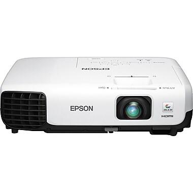 Epson VS330 XGA 3LCD Projector, White