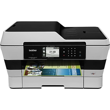Brother (MFC-J6920DW) Colour Inkjet All-In-One with Wireless Networking and Duplex