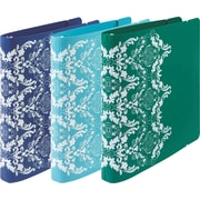 Wilson Jones® Recycled 1 Round Ring Binder, Assorted Colors