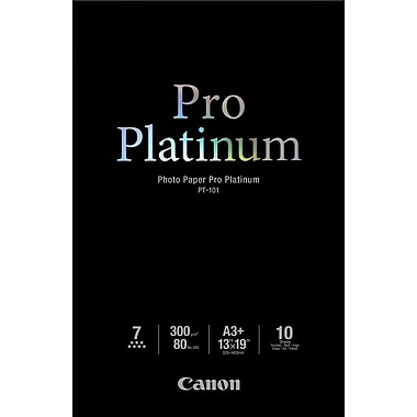 Canon® Photo Paper Pro Platinum, 13
