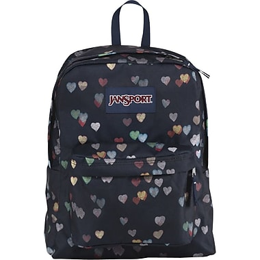Jansport Superbreak Backpack, Multi Rush