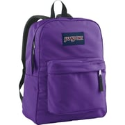Jansport Superbreak Backpack, Electric Purple