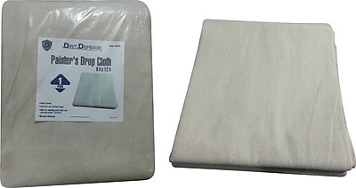 Dirt Defense Painter s drop cloth 9ft x 12ft