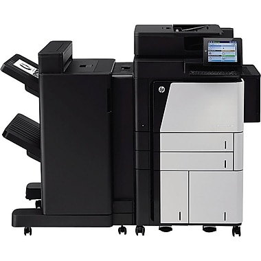 HP M830z flow Mono LaserJet Enterprise All-in-One Printer