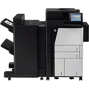 HP LaserJet Enterprise Flow M830z Mono Laser Printer with NFC/Wireless Direct