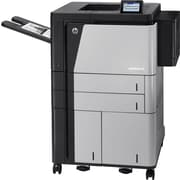 HP LaserJet Enterprise M806x+ Mono Laser Printer with NFC/Wireless Direct
