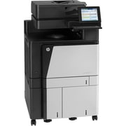 HP Color LaserJet Enterprise Flow M880z+ Color Laser All-in-One Printer with NFC/Wireless Direct