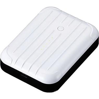 Just Mobile PP268WH Gum++ Portable USB Power 2.5AMP, White