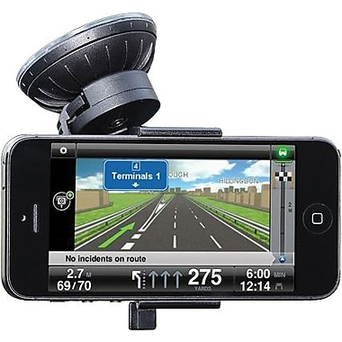 Just Mobile ST169B Xtand Go Car Horizontal Smart Phone Holder, Black