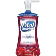 Dial® Complete Antibacterial Foaming Hand Wash, Power Berries Scent, 7.5 oz.
