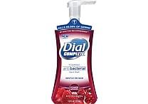Dial® Complete Antibacterial Foaming Hand Wash, Power Berries Scent, 7.5 oz.