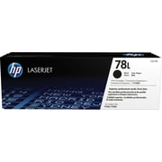 HP 78L Black Economy Toner Cartridge (CE278L)