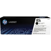 HP 85L Black Economy Toner Cartridge (CE285L)