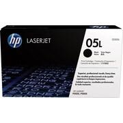 HP 05L Black Economy Toner Cartridge (CE505L)
