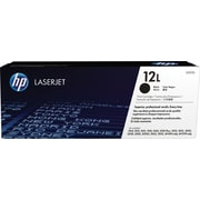 HP 12L Black Economy Toner Cartridge (Q2612L)