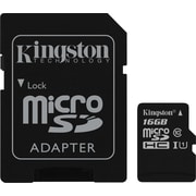 Kingston® Micro SDHC, Class 10