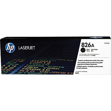 HP 826A Black Toner Cartridge (CF310A)