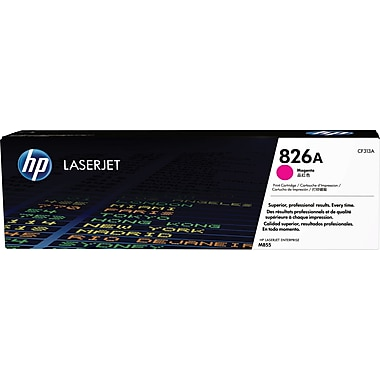 HP 826A Magenta Toner Cartridge (CF313A)