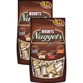 Hershey's Nuggets Assortment Gusset Bag, 38.5 oz. 2/BD