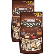 Hershey's® Nuggets Assortment Gusset Bag, 38.5 oz. 2/BD