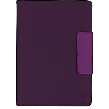 M-Edge 10in. Stealth Tablet Case, Purple